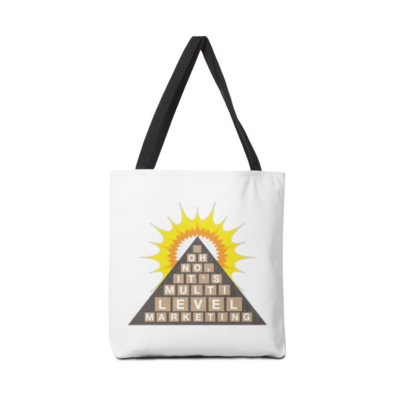 MLM Accessories Tote Bag Bag by iffopotamus