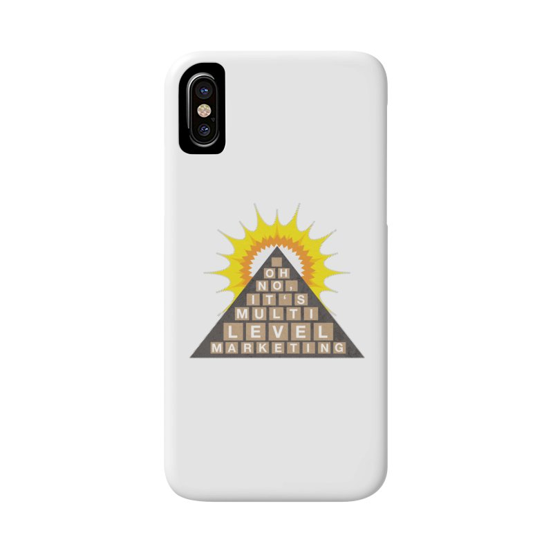 MLM Accessories Phone Case by iffopotamus