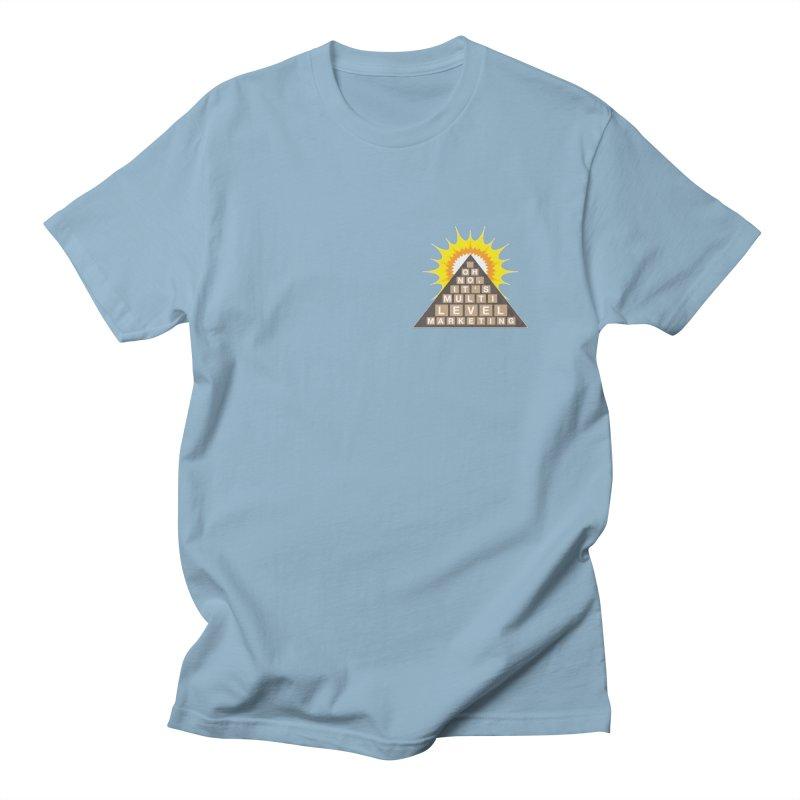MLM Men's T-Shirt by iffopotamus
