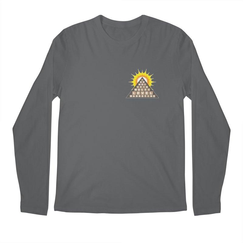 MLM Men's Longsleeve T-Shirt by iffopotamus