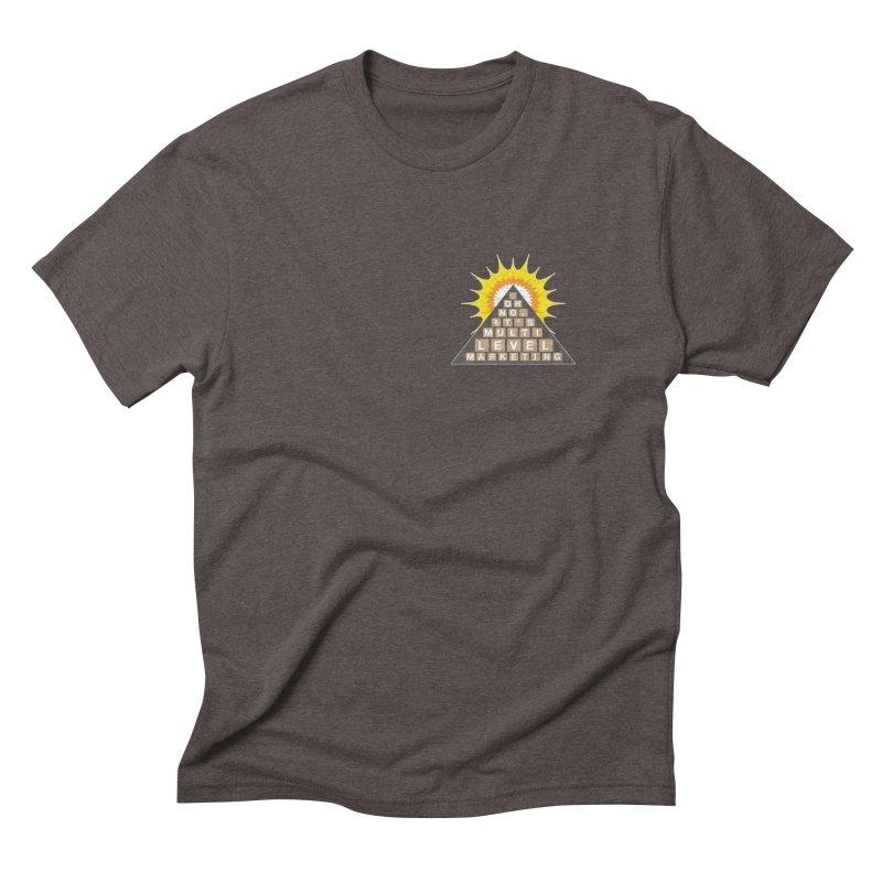 MLM Men's Triblend T-Shirt by iffopotamus