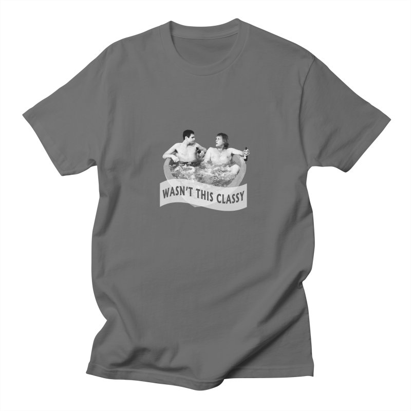Classy Men's T-Shirt by iffopotamus
