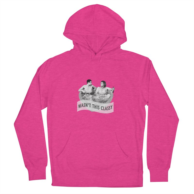 Classy Men's French Terry Pullover Hoody by iffopotamus