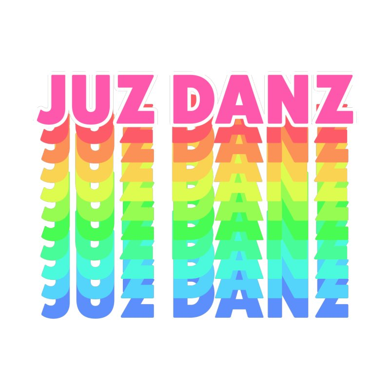 JUZ DANZ Accessories Notebook by iffopotamus