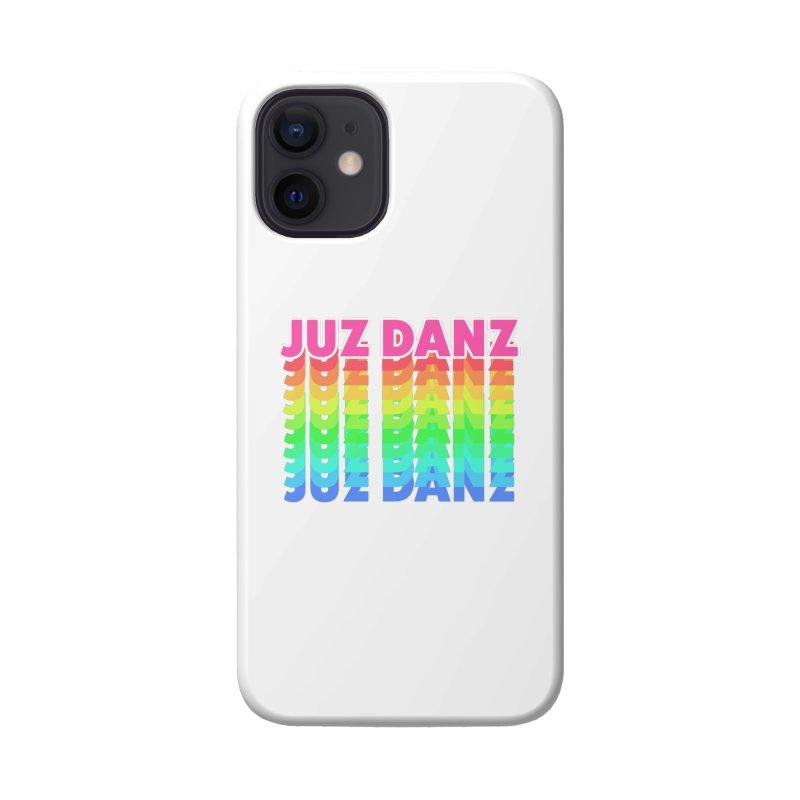 JUZ DANZ Accessories Phone Case by iffopotamus