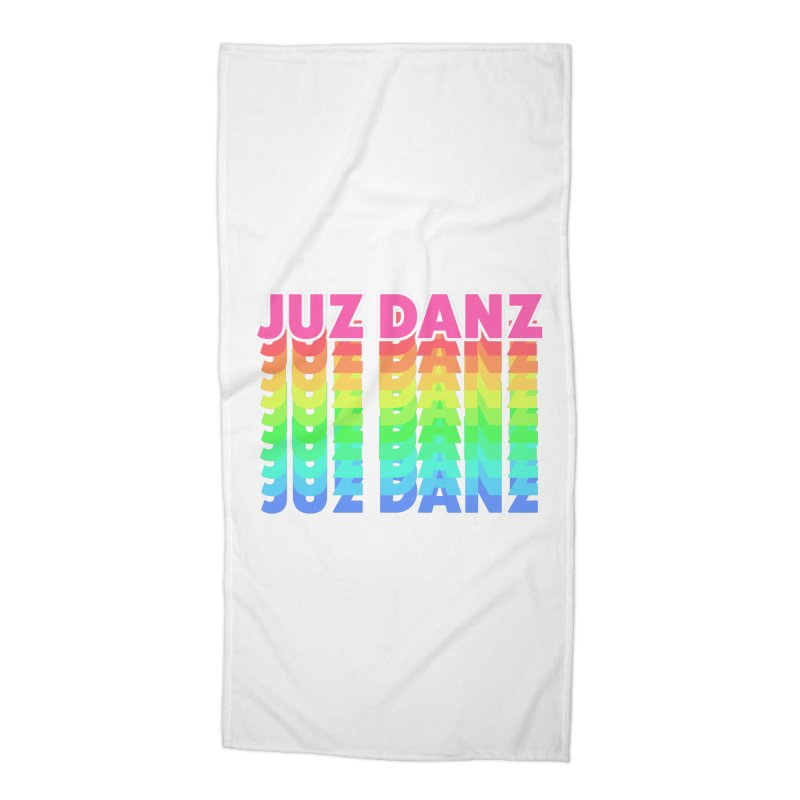 JUZ DANZ Accessories Beach Towel by iffopotamus