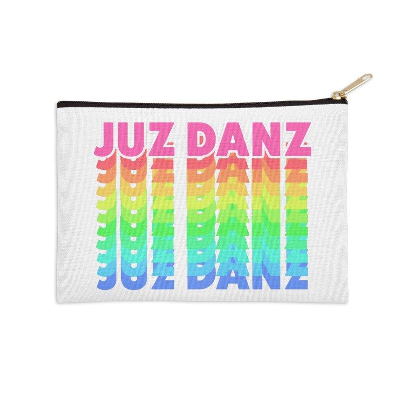 JUZ DANZ Accessories Zip Pouch by iffopotamus