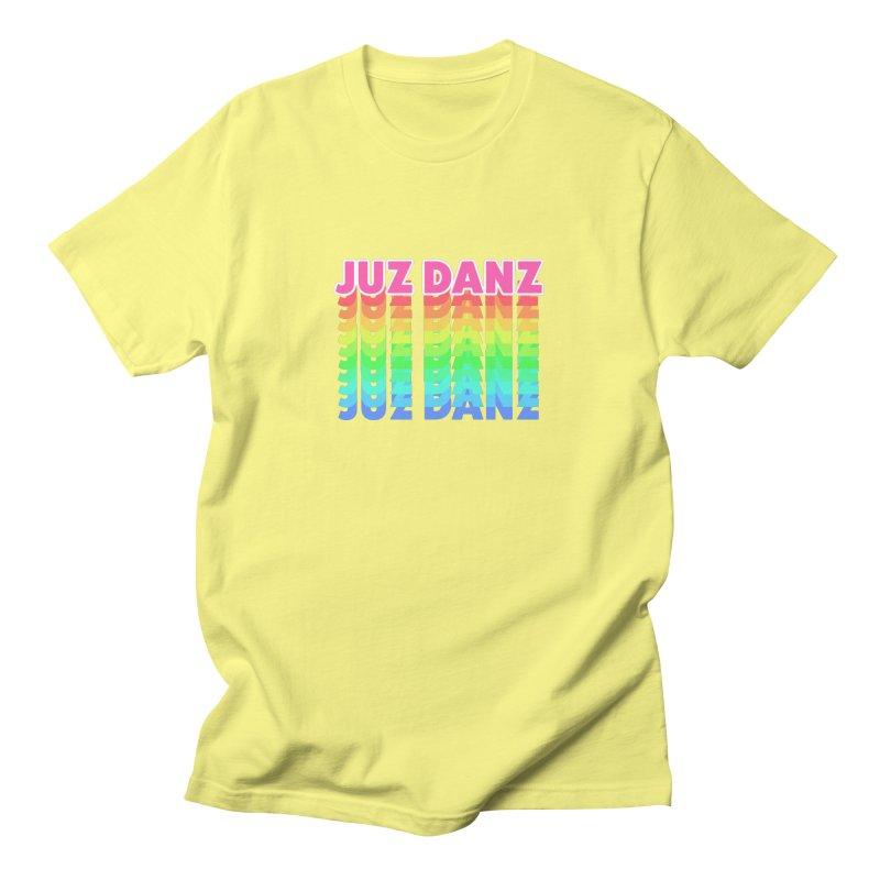 JUZ DANZ Men's T-Shirt by iffopotamus