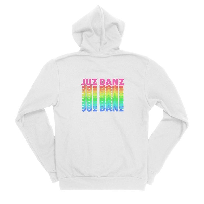 JUZ DANZ Men's Zip-Up Hoody by iffopotamus