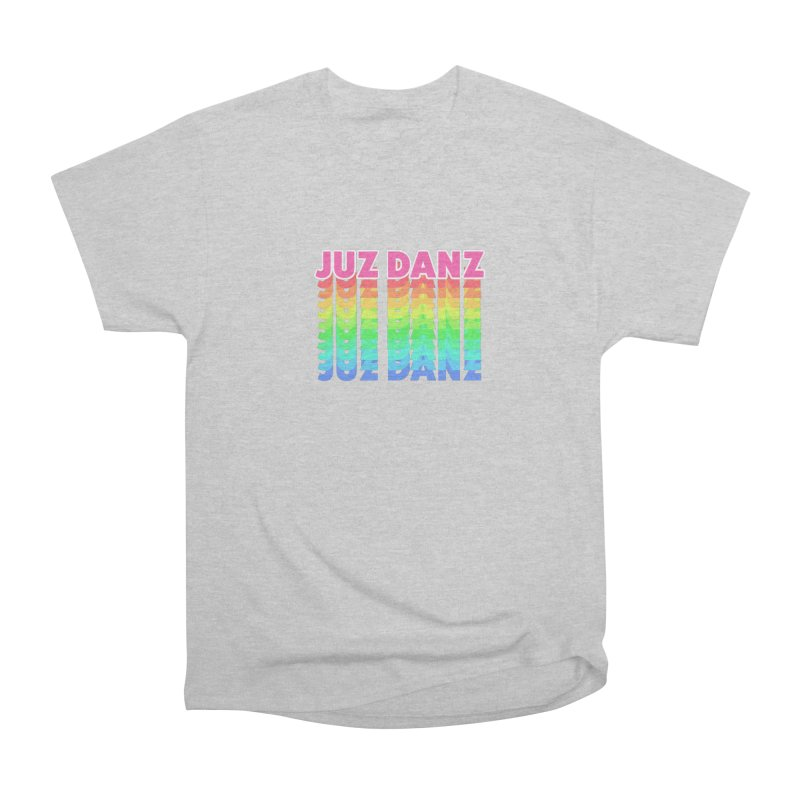 JUZ DANZ Women's Heavyweight Unisex T-Shirt by iffopotamus