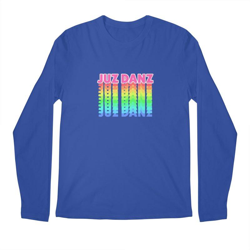 JUZ DANZ Men's Regular Longsleeve T-Shirt by iffopotamus