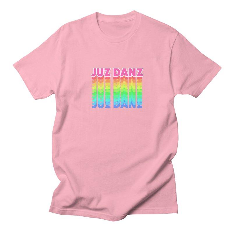 JUZ DANZ Men's Regular T-Shirt by iffopotamus