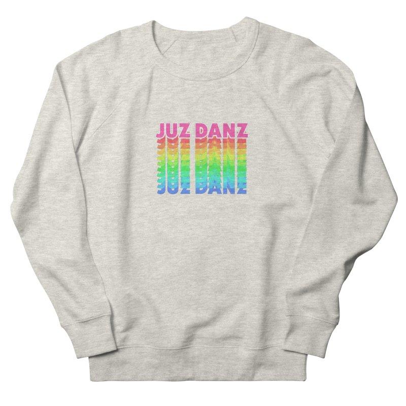 JUZ DANZ Women's French Terry Sweatshirt by iffopotamus