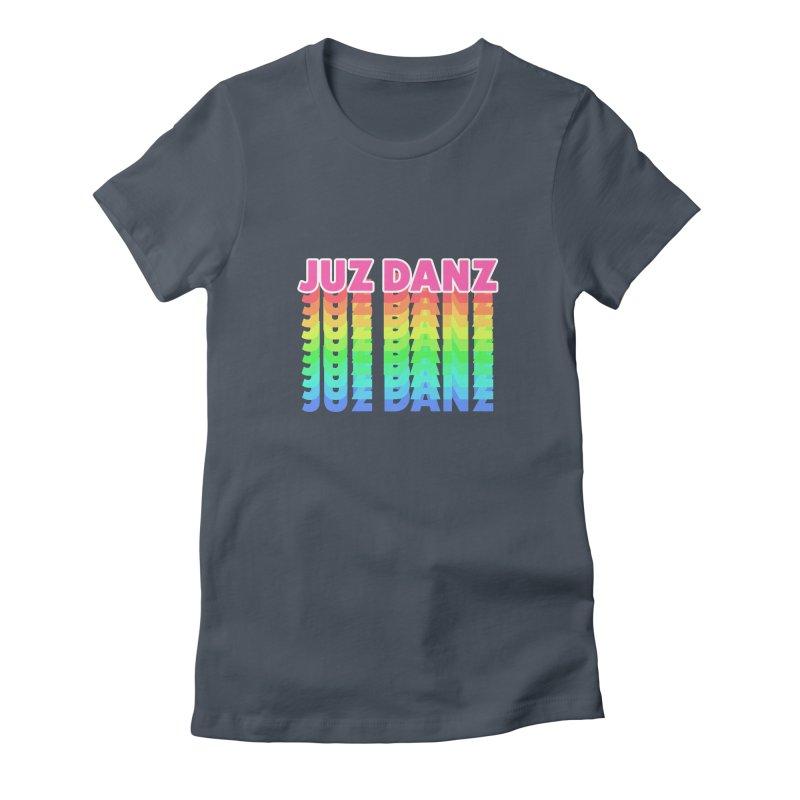 JUZ DANZ Women's T-Shirt by iffopotamus
