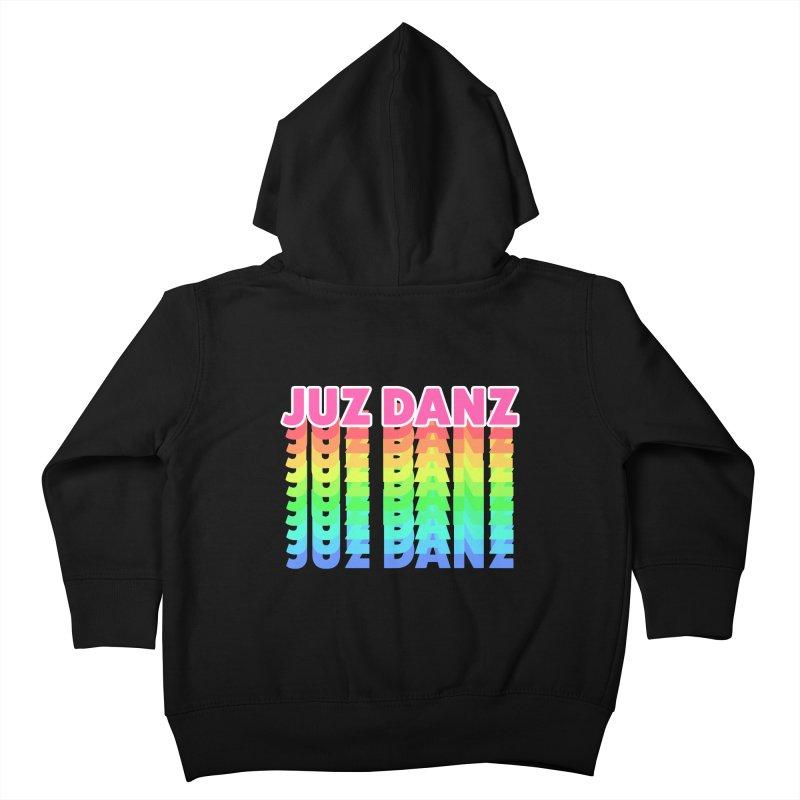 JUZ DANZ Kids Toddler Zip-Up Hoody by iffopotamus
