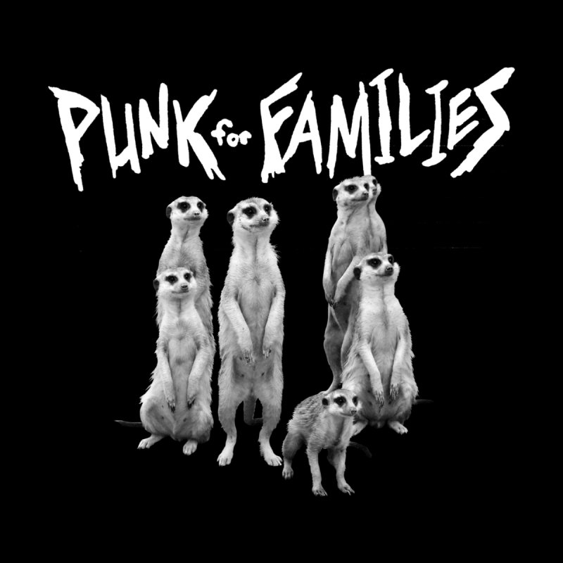 Punk For Families Men's Tank by iffopotamus