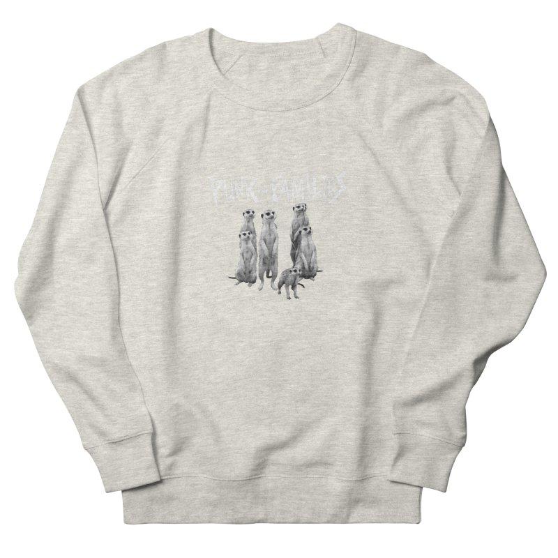 Punk For Families Men's French Terry Sweatshirt by iffopotamus