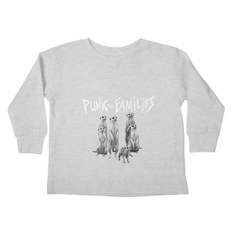 Punk For Families Kids Toddler Longsleeve T-Shirt by iffopotamus