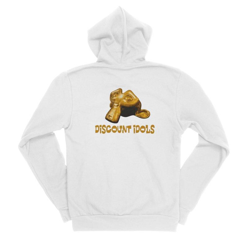 Discount Idols Men's Sponge Fleece Zip-Up Hoody by iffopotamus