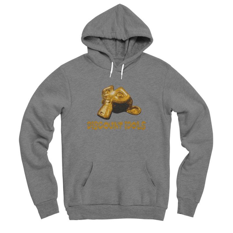 Discount Idols Men's Sponge Fleece Pullover Hoody by iffopotamus