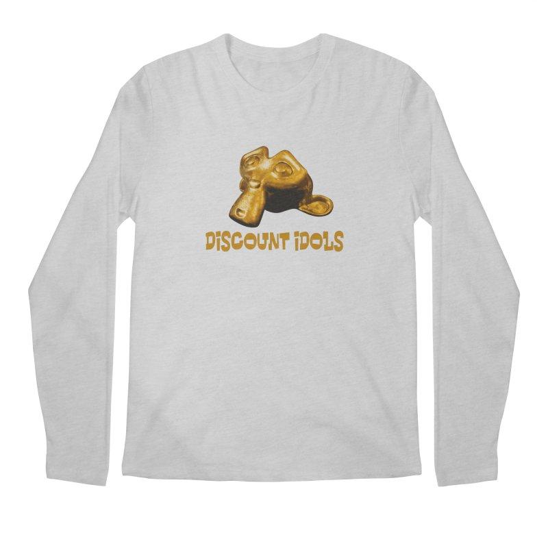 Discount Idols Men's Regular Longsleeve T-Shirt by iffopotamus