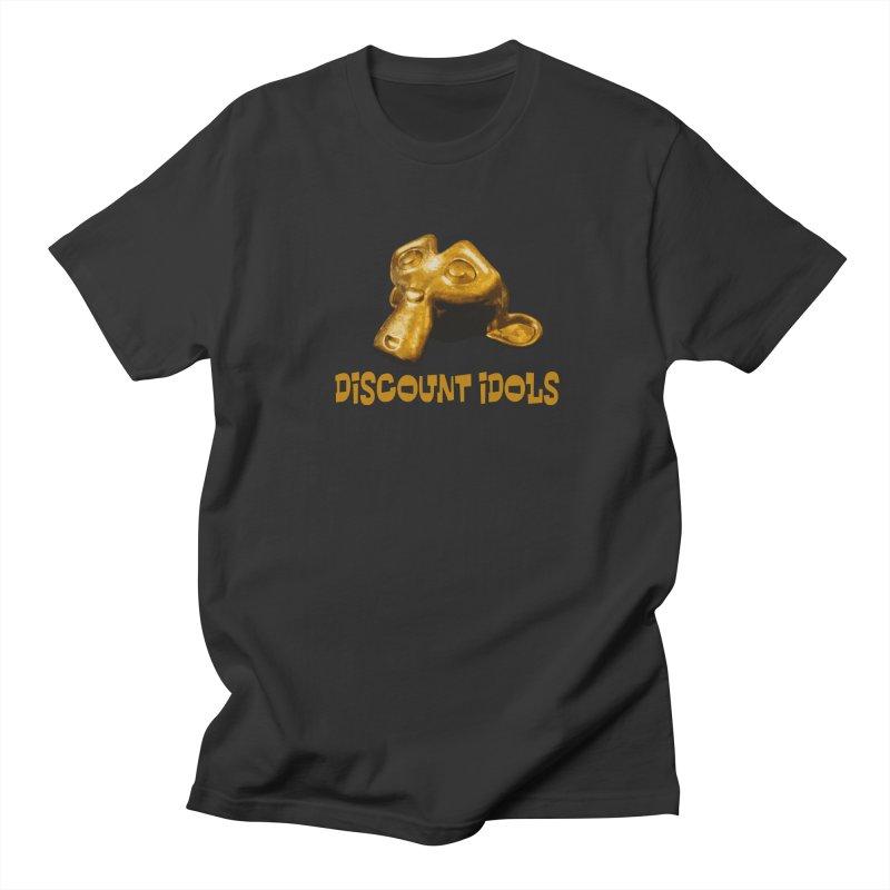 Discount Idols Men's Regular T-Shirt by iffopotamus