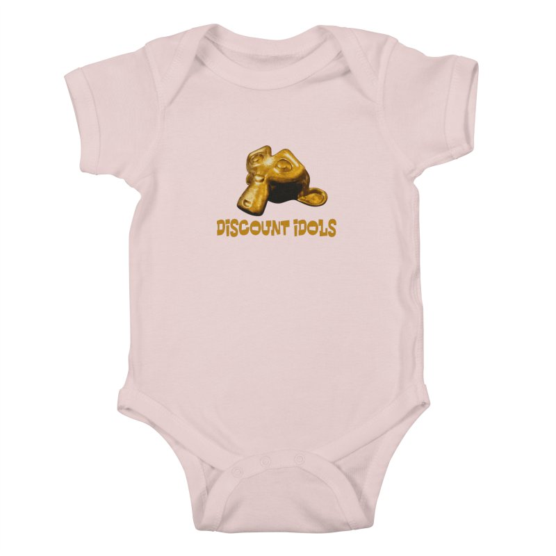 Discount Idols Kids Baby Bodysuit by iffopotamus