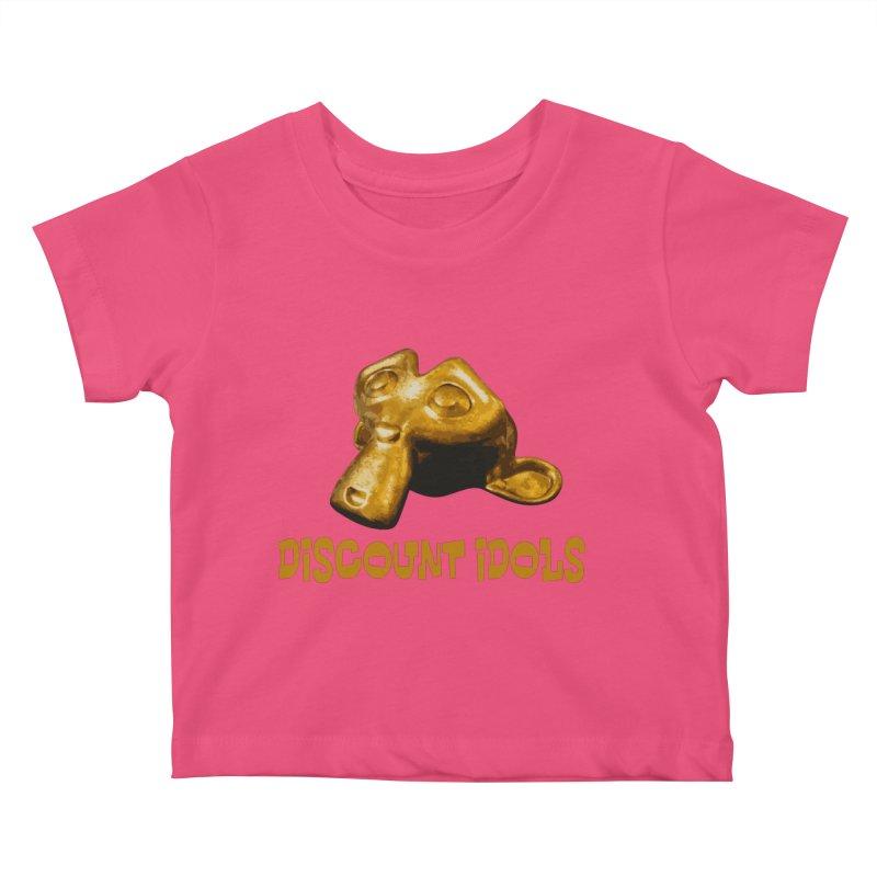 Discount Idols Kids Baby T-Shirt by iffopotamus