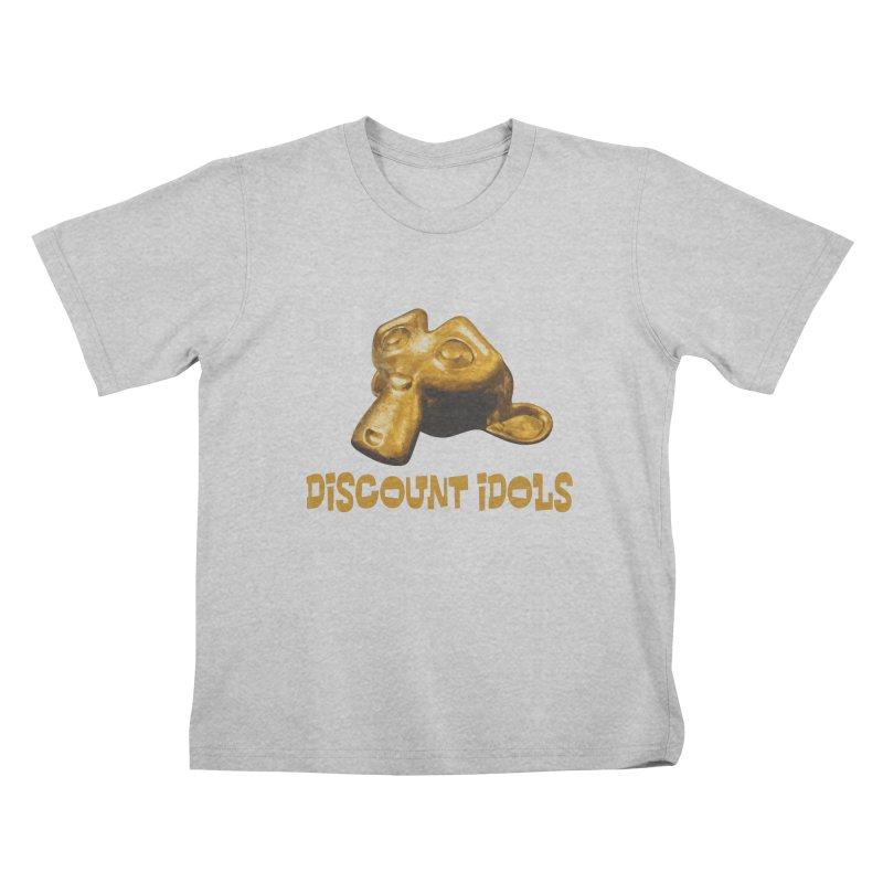 Discount Idols Kids T-Shirt by iffopotamus