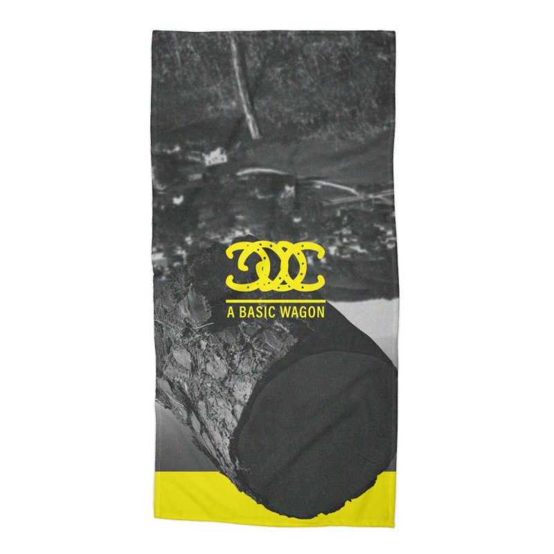 A Basic Wagon (Album Cover) Accessories Beach Towel by iffopotamus