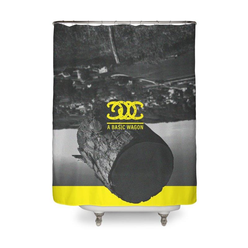 A Basic Wagon (Album Cover) Home Shower Curtain by iffopotamus