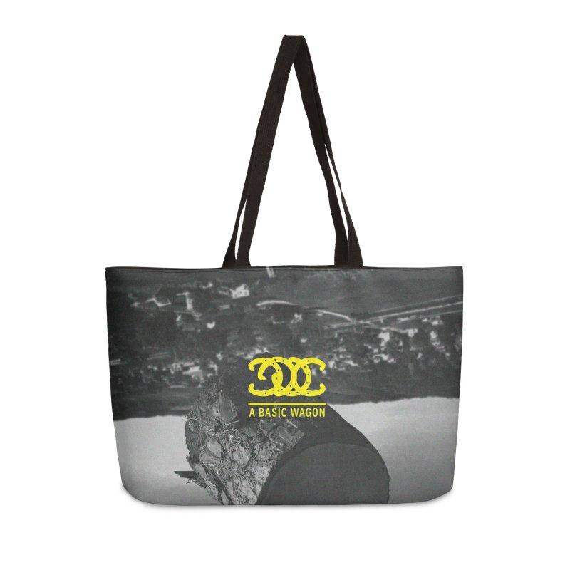 A Basic Wagon (Album Cover) Accessories Bag by iffopotamus