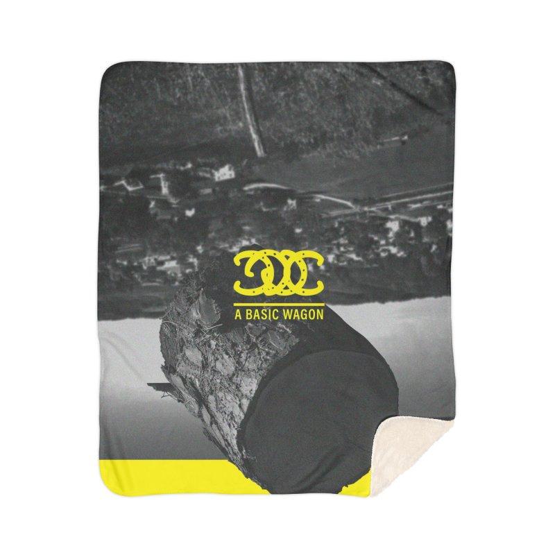 A Basic Wagon (Album Cover) Home Sherpa Blanket Blanket by iffopotamus