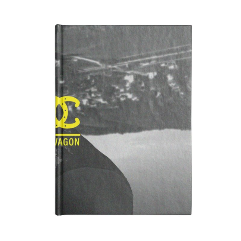 A Basic Wagon (Album Cover) Accessories Notebook by iffopotamus
