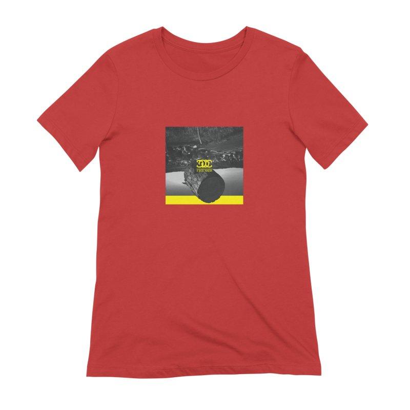 A Basic Wagon (Album Cover) Women's Extra Soft T-Shirt by iffopotamus