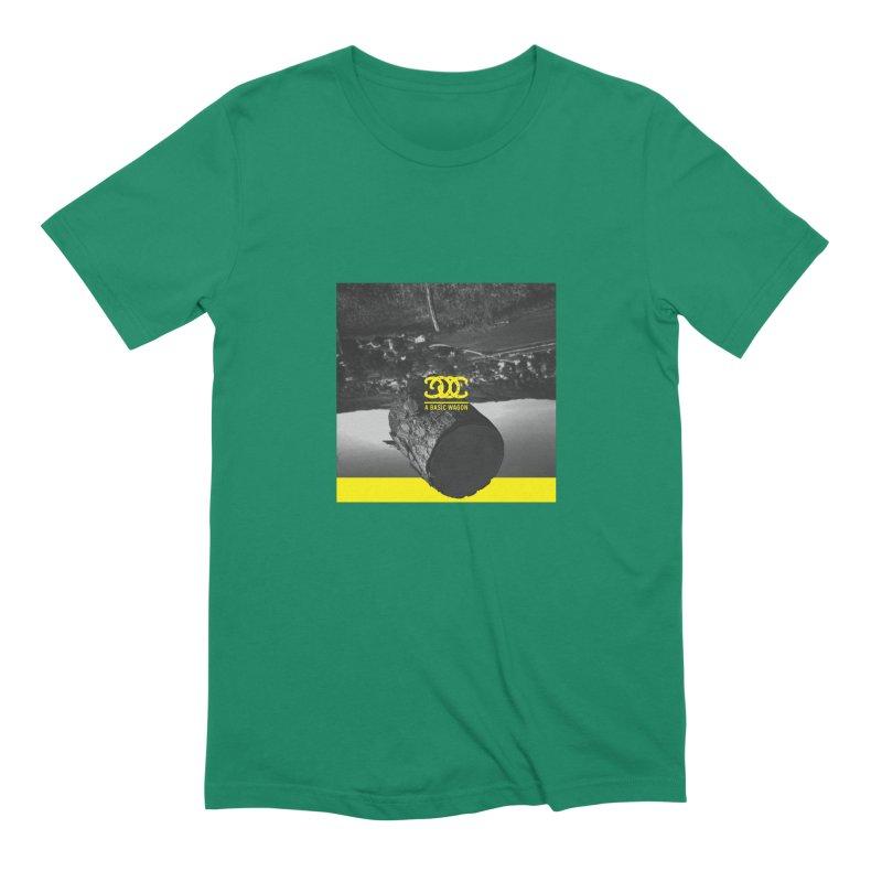 A Basic Wagon (Album Cover) Men's T-Shirt by iffopotamus