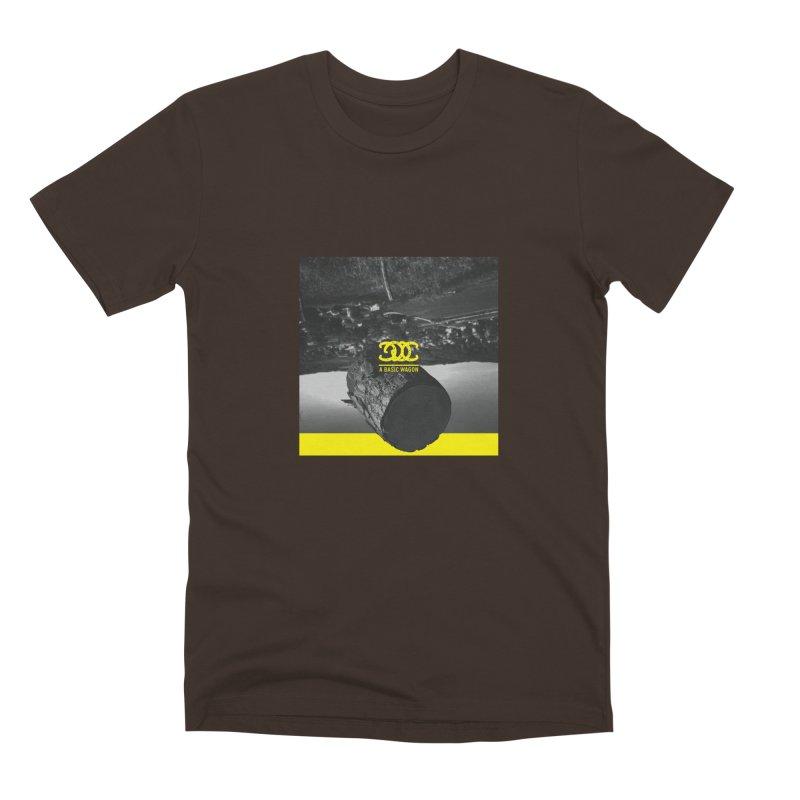 A Basic Wagon (Album Cover) Men's Premium T-Shirt by iffopotamus