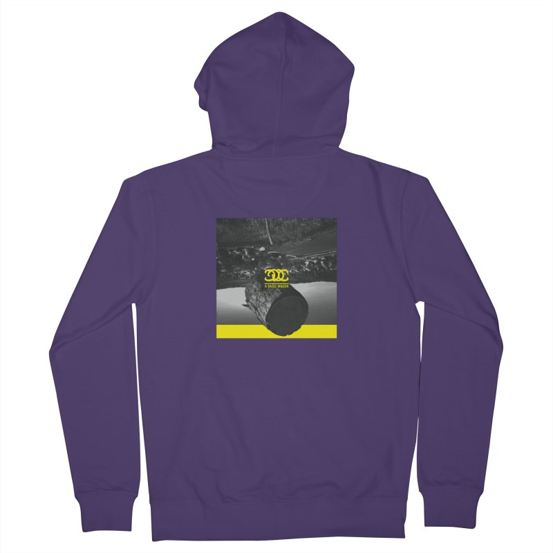 A Basic Wagon (Album Cover) Women's French Terry Zip-Up Hoody by iffopotamus