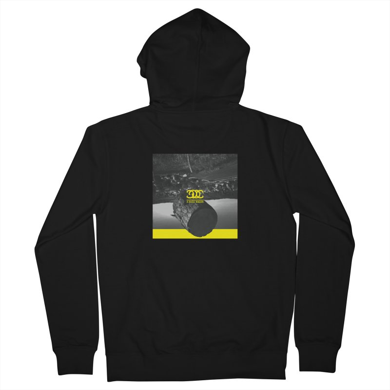 A Basic Wagon (Album Cover) Men's French Terry Zip-Up Hoody by iffopotamus