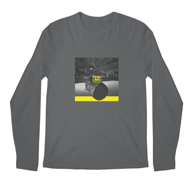 A Basic Wagon (Album Cover) Men's Longsleeve T-Shirt by iffopotamus