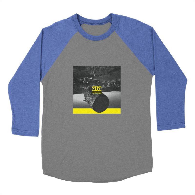A Basic Wagon (Album Cover) Women's Baseball Triblend Longsleeve T-Shirt by iffopotamus