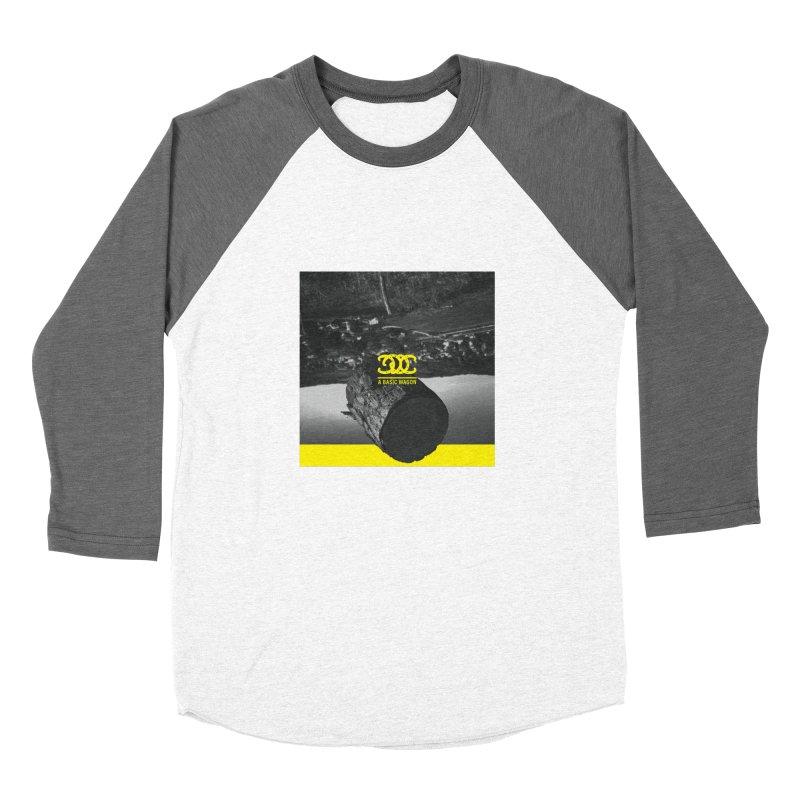 A Basic Wagon (Album Cover) Men's Baseball Triblend Longsleeve T-Shirt by iffopotamus