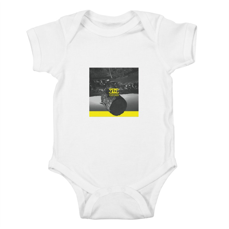 A Basic Wagon (Album Cover) Kids Baby Bodysuit by iffopotamus