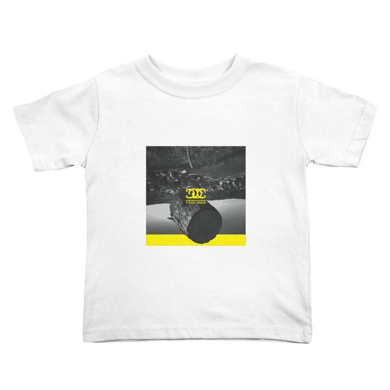 A Basic Wagon (Album Cover) Kids Toddler T-Shirt by iffopotamus