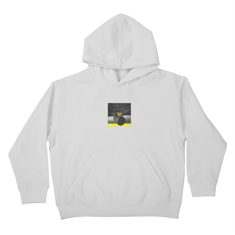 A Basic Wagon (Album Cover) Kids Pullover Hoody by iffopotamus
