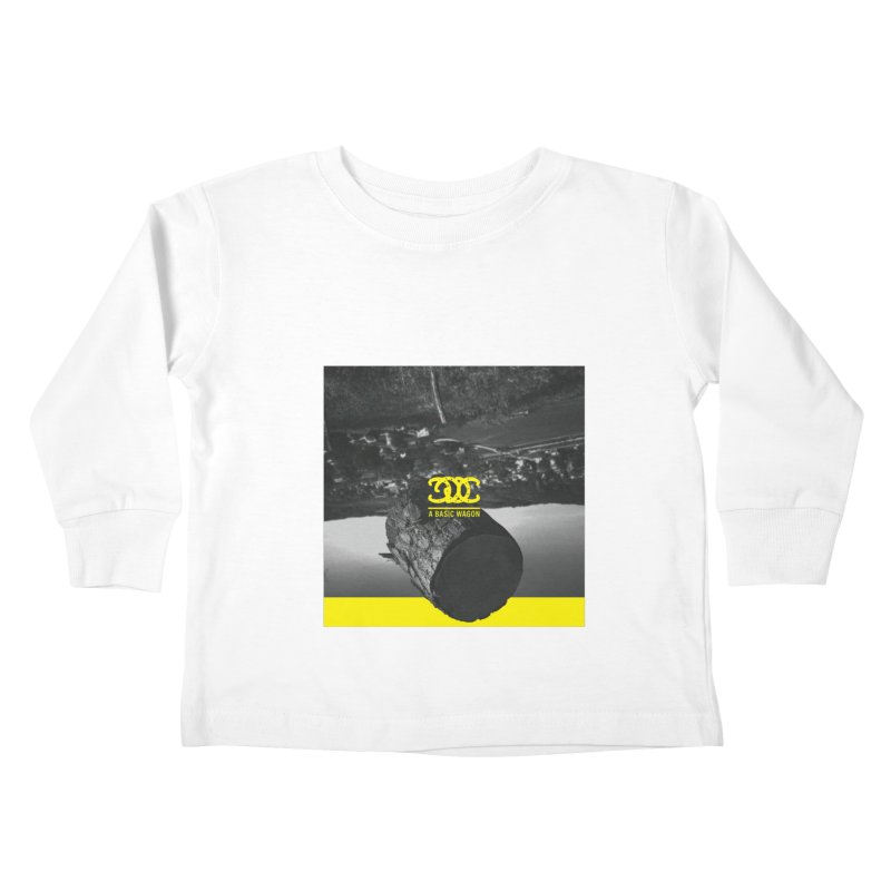 A Basic Wagon (Album Cover) Kids Toddler Longsleeve T-Shirt by iffopotamus