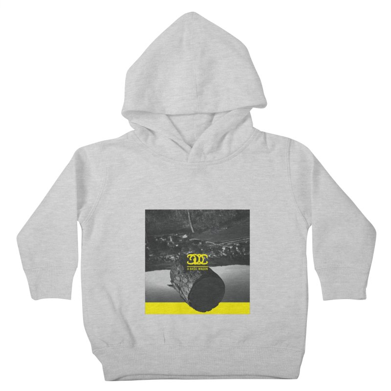A Basic Wagon (Album Cover) Kids Toddler Pullover Hoody by iffopotamus