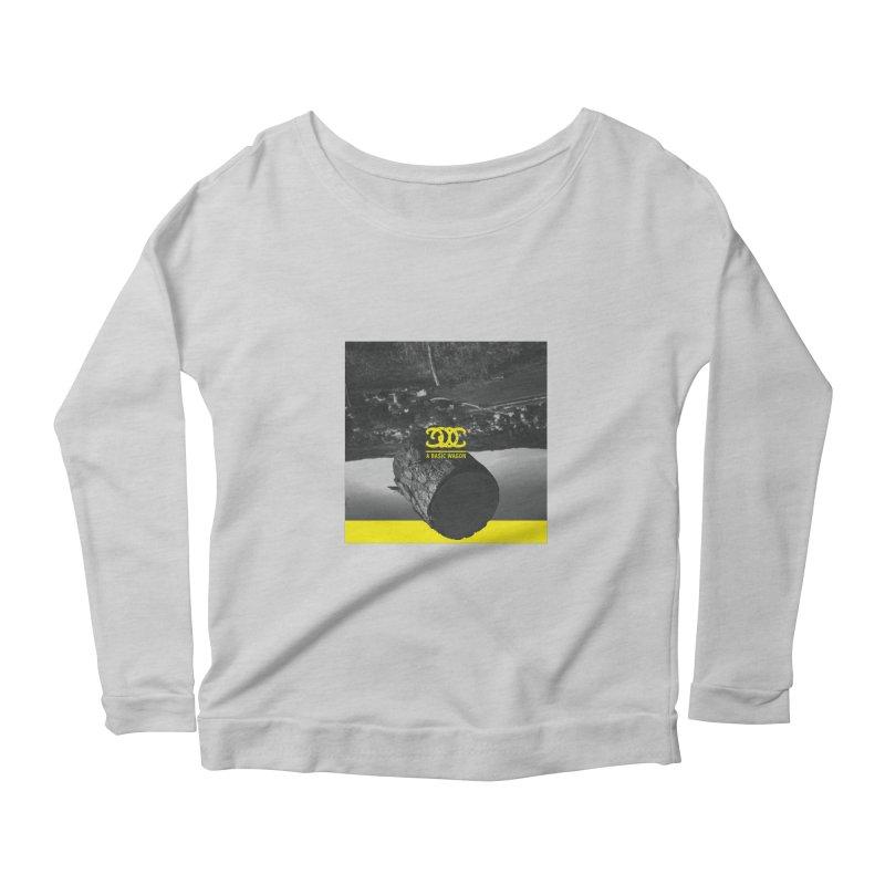A Basic Wagon (Album Cover) Women's Scoop Neck Longsleeve T-Shirt by iffopotamus