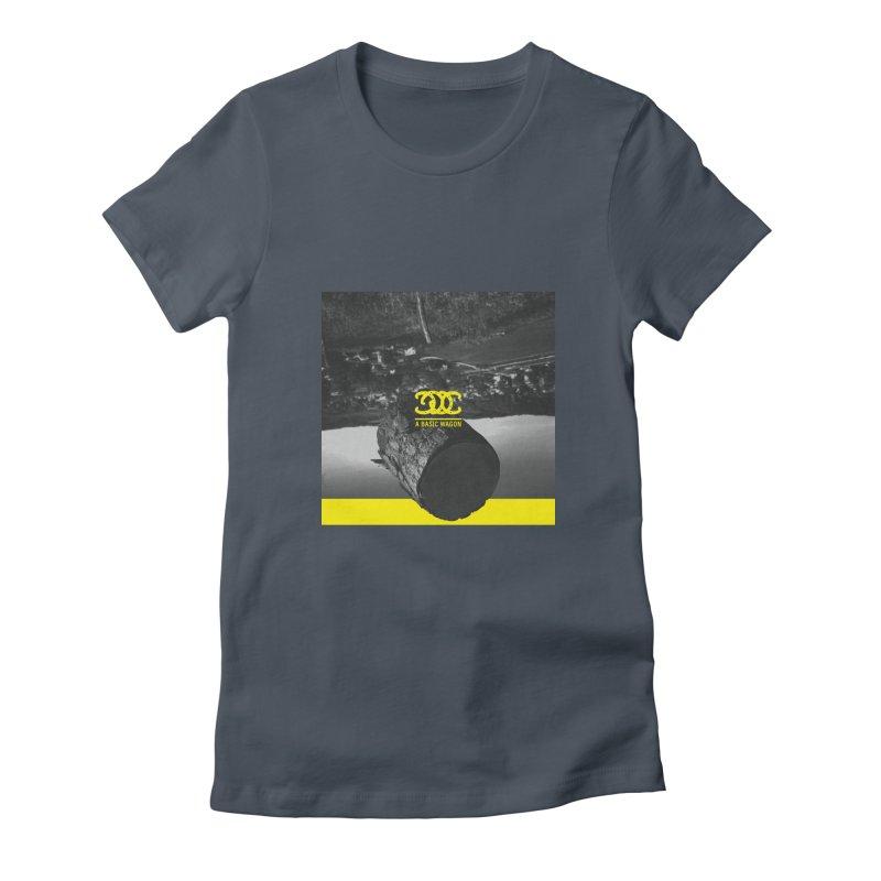 A Basic Wagon (Album Cover) Women's T-Shirt by iffopotamus