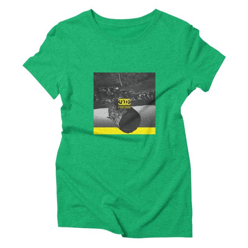 A Basic Wagon (Album Cover) Women's Triblend T-Shirt by iffopotamus